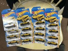 Hot Wheels 2021 Kroger Exclusive 91 GMC Syclone lot of 52