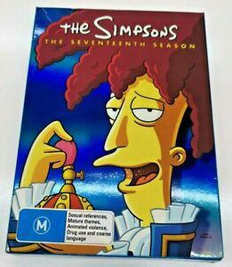 Simpsons, The : Season 17..Plus Season 2 and 3 Included