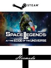 Space Legends: At the Edge of the Universe Steam Key for PC or MAC