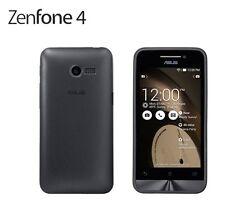 ASUS Zenfone 4 Bumper Case Original Soft TPU Silicone Protective Cover Black New