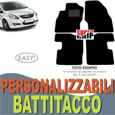 PER OPEL CORSA (D) TAPPETINI AUTO SU MISURA IN MOQUETTE CON BATTITACCO | EASY
