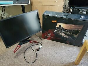 """Acer Predator XB1 Gaming Monitor Model XB281HK 28"""""""