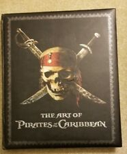 The Art of Pirates of the Caribbean BEAUTIFUL HARDCOVER Book LARGE BRAND NEW