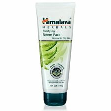 HIMALAYA Herbals Purifying Neem Peel Off Mask 75ml for Oily Pimple prone skin