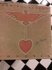 Dan Folgelberg Phoenix hand signed  album autographed!