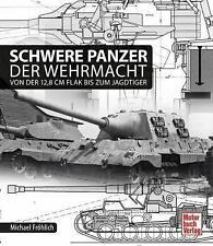 Fröhlich: Schwere Panzer der Wehrmacht (Jagdpanzer Jagdtiger Modellbau Buch) NEU