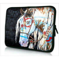 """Neoprene Soft Sleeve Case Bag Cover For 10"""" 12"""" 13"""" 14"""" 15"""" 17"""" Laptop Tablet PC"""