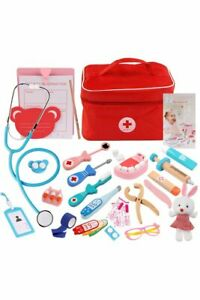 Doctor Kit Toy REALISTIC TOOLS & MEDICAL BAG