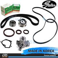 Gates HTD Timing Belt Kit V- Belt Water Pump for 2005-2010 Hyundai Kia 2.0L⭐⭐⭐⭐⭐
