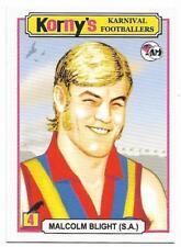 Acheron Mints Korny's Karnival Footballers (4) Malcolm BLIGHT North Melbourne