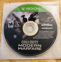 Call Of Duty Modern Warfare 2019 XBOX ONE Game DISC ONLY