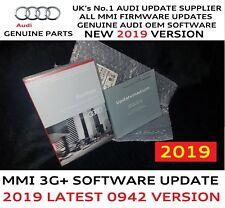 Audi A6 A7 A8 Q3 MMI 3G+ Genuine S/W SD Card 0942 2019 Maps 6.28.2 Full Pack