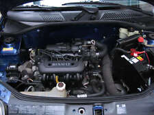 Renault Clio II PH2 01-03 1.2 8v Engine D7F746 D7F 746 Low Mileage