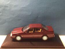 Minichamps 1:43  Alfa Romeo 164 3.0 V6 Super 1992 Red met. Modell Nr:436 120700