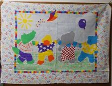 "1 ""Animal Friends"" Baby Panel Fabric"