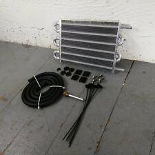 """1929-61 Dodge Desoto 6-Row 13"""" Transmission Oil Cooler DeLuxe V8 L-Head 350 5.7L"""