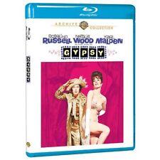 GYPSY (1962 Rosalind Russell)   -  Blu Ray - Sealed Region free for UK