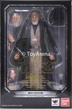 S.H. Figuarts Ben Kenobi Obi Wan (A New Hope) Star Wars Episode IV USA Seller