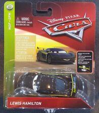 CARS 2 - LEWIS HAMILTON + Bonus Card - Mattel Disney Pixar