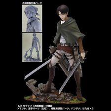 Sentinel Attack on Titan Shingeki no Kyojin BRAVE ACT Levi Cleaning Figure US