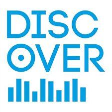 DISCOVER CD 2012 Neuropa ZYNIC Parralox DUAL DENSITY