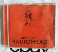 Radiohead - Amnesiac (2001) CD Album Unofficial Release