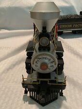 G Scale Bachmann Premium Union Pacific Steam Engine &Tender.  Metal Detailing