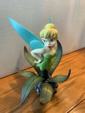 Grand Jester Tinkerbell Enesco Bust Disney Fairy Peter Pan Original