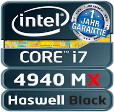 4940mx EXTREME EDT. ✔ Haswell BLACK ☛ Alienware 17 r1 18 Clevo HP QS to 4,0ghz+ ✔