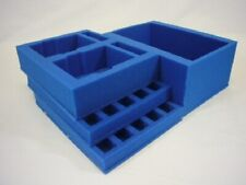 KR Case and Trays to hold GW Imperial Guard Baneblade, Chimera, troops (E-106)