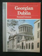 Georgian Dublin (A Batsford paperback) by Desmond Guinness - Signed by Author