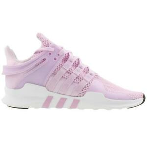 Adidas Youth Girls EQT Support ADV Sneakers Pink/White/Sub Green New