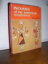 Indians of the American Southwest by Bertha Pauline Dutton (1975, HC,DJ)