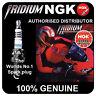 NGK Iridium IX Spark Plug fits PIAGGIO Vespa ET4 125 4-S 125 96->05 [CR8EIX] 421
