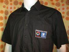 Ancienne CHEMISE TEAM PEUGEOT TOTAL TL Rallye Sport Auto WRC Endurance Shirt