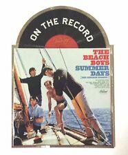 "2013 Panini Beach Boys Trading Cards ""On The Record"" Summer Days Album #13"
