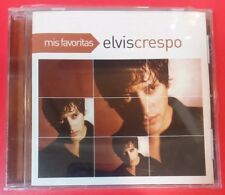 "MIS FAVORITAS by ELVIS CRESPO (CD, 2010 - USA - Sony) BRAND NEW ""FACTORY SEALED"""