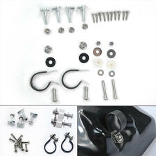 Lower Vented Fairings Mounting Hardware Screw Clamps Set For Harley Touring