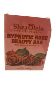 Shea olein Hypnotic rose beauty bar