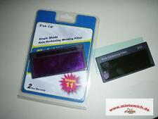 Remplacement écran Filtre 3/11 (Display-Cassette) Pour Automatique Schweißhelm 108x50,8 mm