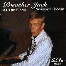 Preacher Jack - Non-Stop Boogie [New CD]