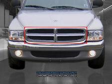 Fedar Fits 1997-2004 Dodge Durango/Dakota Black Main Upper Billet Grille