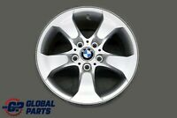 "BMW X3 Series E83 Alloy Wheel Rim 17"" Star Spoke 204 ET:46 8J 3417393"