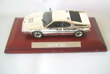 Silver Cars Collection 1/43 BMW M1 De Agostini Atlas