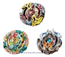 Clearance Takara Tomy Beyblade BURST B-90 3 on 3 Battle Booster Set (No Box)