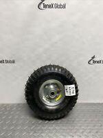 Ironton 10in 4.10/3.50-4 Pneumatic Wheel & Tire 300LB Capacity, Knobby Tread Z-3