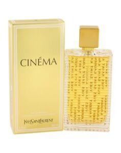 Yves Saint Laurent Cinema Women Perfume Eau De Parfum 3.0 oz ~ 90 ml EDP Spray