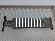 Platinum Link Band Stainless Steel Watch Strap for Apple Watch 44mm 42mm  SILVER