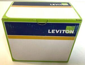 Leviton HKSWP-LX 24V Hospitality Key Card Switch w/ Color Change Kit