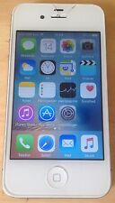 Apple iPhone 4S - 8GB - White (Factory Unlocked) Smartphone [MF266KN/A]